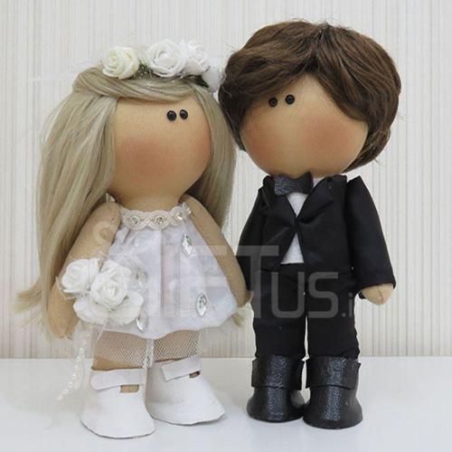 ع عروسک های روسی عروسک روسی عروس و داماد